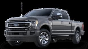 2021 Ford F-250 Platinum Truck