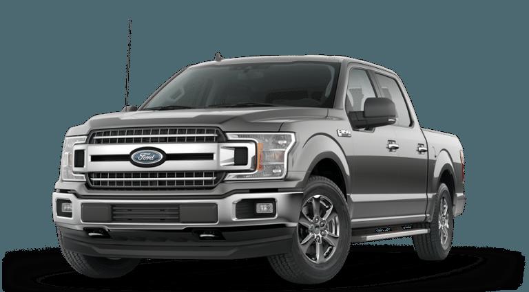 2019 Ford F-150 XLT Truck SuperCrew Cab Manteca, CA