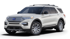 New 2021 Ford Explorer Limited SUV 1FM5K8FW7MNA15545 for Sale in Coeur d'Alene, ID