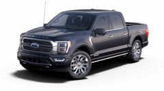 2021 Ford F-150 Limited 4WD SuperCrew 5.5 Box