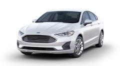 New 2020 Ford Fusion Hybrid SE Sedan 3FA6P0LUXLR185057 in Dade City, FL