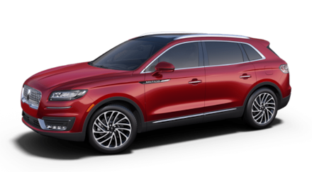 2020 Lincoln Nautilus Reserve Reserve FWD