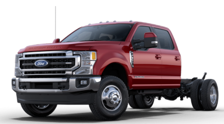 2020 Ford Chassis Cab F-350 Lariat Commercial-truck