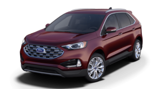 2020 Ford Edge Titanium Titanium AWD