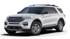 New 2021 Ford Explorer XLT SUV For Sale Folsom California