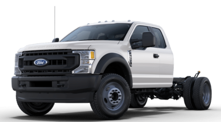 New 2020 Ford F-550 Chassis XL Truck Super Cab for sale near you in Springfield, VA