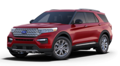 New 2021 Ford Explorer Limited SUV for Sale in Westbrook ME