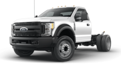 New 2019 Ford Super Duty F-450 DRW XL XL 2WD Reg Cab 205 WB 120 CA in New Castle DE