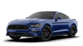 2020 Ford Mustang TWO Door Coupe