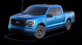 2021 Ford F-150 Black Widow Truck