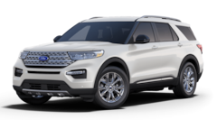 New 2020 Ford Explorer Limited SUV in Wayne NJ