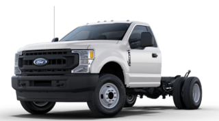 2020 Ford Chassis Cab XL 11ft Morgan Dump Body DRW Commercial-truck