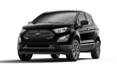 New 2020 Ford EcoSport S Crossover for sale near Kennebunk