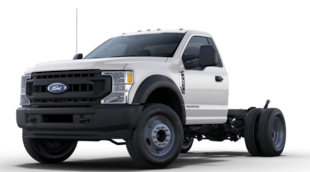 2020 Ford F-450 Chassis F-450 XL Truck Regular Cab