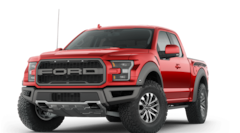 2020 Ford F-150 Raptor Truck SuperCab Styleside