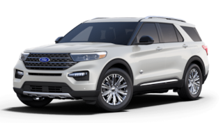 New 2021 Ford Explorer King Ranch SUV For sale in Boise, ID