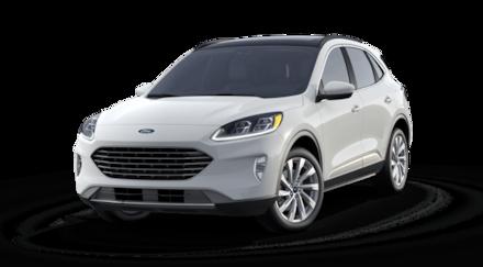 2021 Ford Escape Titanium Hybrid FWD