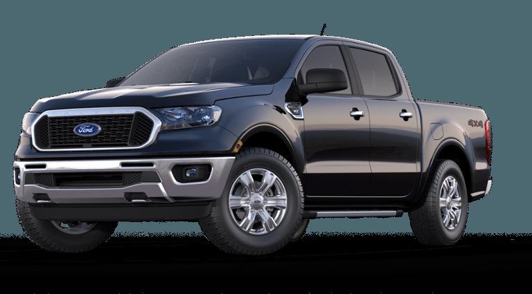2019 Ford Ranger XLT 4x4 4dr Supercrew 5.1 ft. SB Pickup Pickup Truck