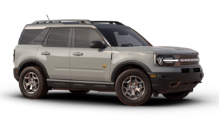2021 Ford Bronco Sport Badlands Badlands 4x4