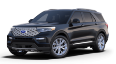 2021 Ford Explorer Platinum SUV 210854 in Waterford, MI