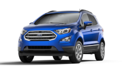 2020 Ford EcoSport SE SUV For Sale Near Manchester, NH