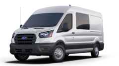 New 2020 Ford Transit Crew 250 Van Medium Roof Van 1FTBR2D86LKA08655 for sale in Lebanon, PA