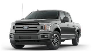 2020 Ford F-150 XLT 4WD Supercrew 5.5 Box Crew Cab Pickup