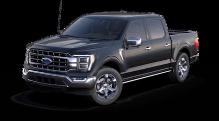 2021 Ford F-150 Lariat 4WD Supercrew 5.5 Truck