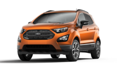 New 2020 Ford EcoSport SES Crossover for Sale in Casco MI