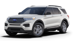 New 2021 Ford Explorer XLT SUV in Jasper, GA