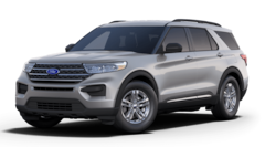 New 2020 Ford Explorer XLT SUV For Sale in Merced, CA