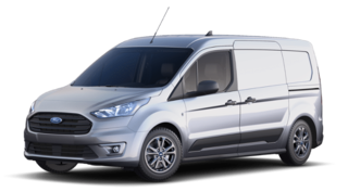 New 2021 Ford Transit Connect XLT Mini-van Cargo in Susanville, near Reno NV