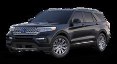 2021 Ford Explorer Limited Hybrid SUV