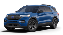 New 2021 Ford Explorer XLT SUV for sale in Mansfield OH