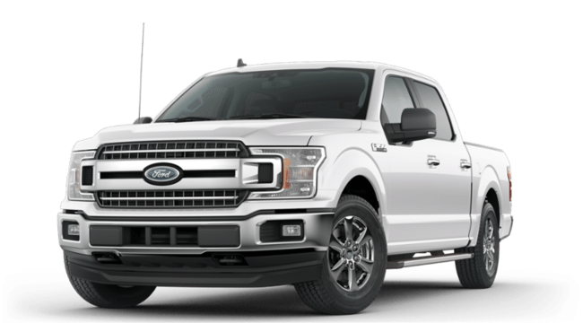 New 2020 Ford F-150 XLT Truck Salt Lake City