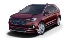 New 2020 Ford Edge Titanium Crossover For Sale in Washington, IN