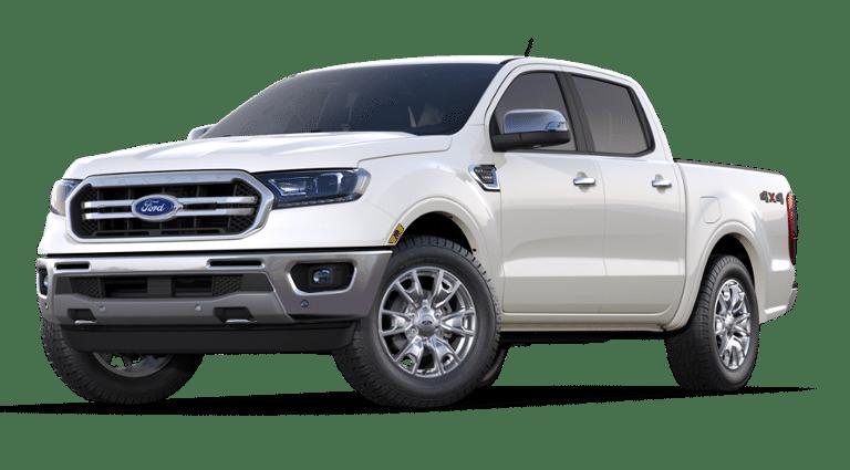 2020 Ford Ranger Crew Cab Pickup
