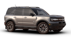 New 2021 Ford Bronco Sport Outer Banks SUV Fall River Massachusetts