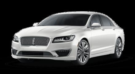 2018 Lincoln MKZ Hybrid Reserve sedan