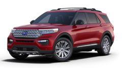New Ford for sale 2021 Ford Explorer Limited SUV 1FMSK7FH5MGA41001 in City of Industry, CA