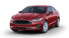 2020 Ford Fusion S Sedan for sale in Savannah