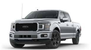 2020 Ford F-150 Lariat Truck  SuperCrew
