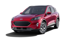 2020 Ford Escape 2.0L EcoBoost Titanium AWD SUV