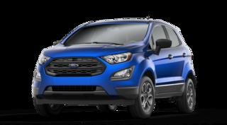 New 2020 Ford EcoSport S SUV