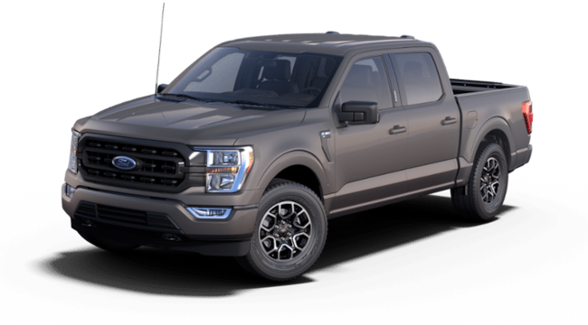 New 2021 Ford F-150 Truck Baytown