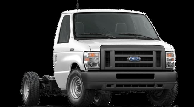 New 2018 Ford E-350 Cutaway Base Truck Mesa, AZ