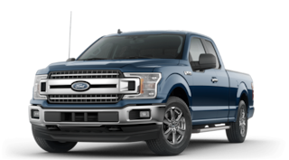 2020 Ford F-150 4x4 Supercab XLT Truck
