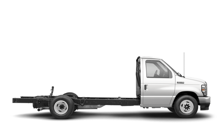 New 2021 Ford E 350 Cutaway Truck Oxford White For Sale Medford Or Lithia Motors Stock Mdc04216