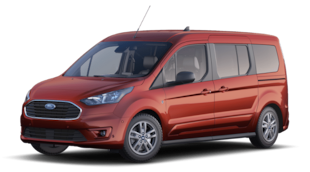 2020 Ford Transit Connect XLT w/Rear Liftgate Commercial-truck
