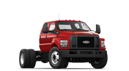 2022 Ford F750 REG CAB DOC HGT Commercial